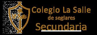 Colegio La Salle de Seglares | Secundaria Logo