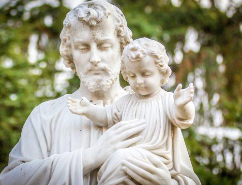 San José, un padre ejemplar.