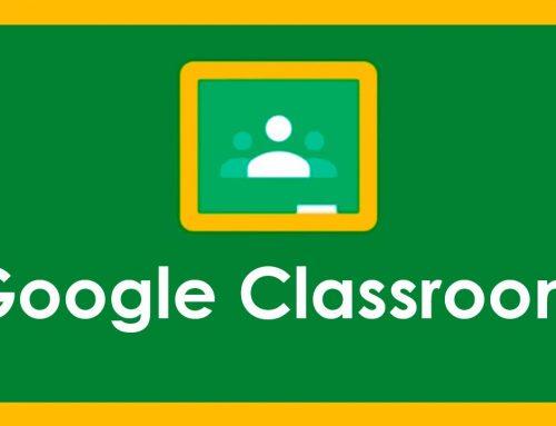 Acceso a la plataforma de clases en línea
